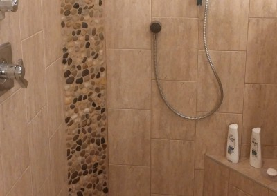 Multisurface Shower